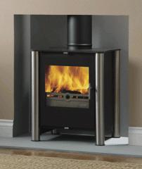 525 Multi-fuel Woodburning Stove