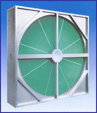 Desiccant & Evaporative Cooling Systems