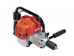 2-stroke engine drill