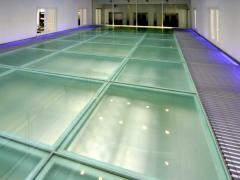 Glass Floors and Staircases