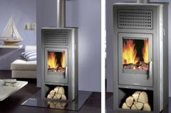 Oranier Belt Aqua series stoves