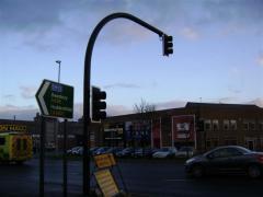Traffic Management Posts