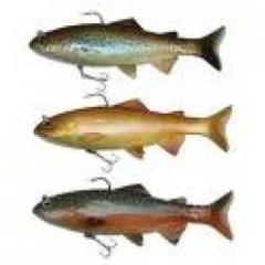 Daiwa megaforce soft trout lures