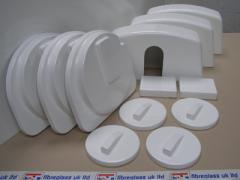 Fibreglass Guards and Covers