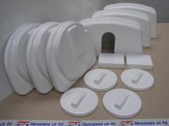 Fibreglass Guards and Covers