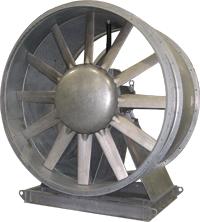 Large JM Aerofoils Axial Flow Fans