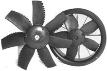 Compac Climafan Axial Flow Fans