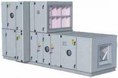 Modular Air Handling Unit, EU and EUMM