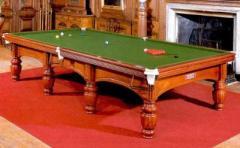 International Snooker Table
