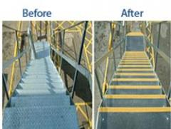 SlipGrip Stair Tread Covers