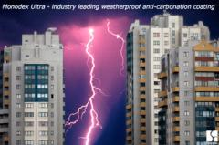Weatherproof Anti-Carbonation Coatings Products