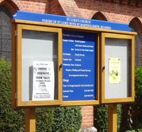 Hardwood Notice Boards