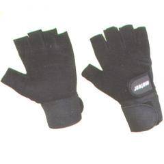 Amara Gloves With Wrist Belt