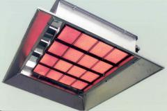 ERP - Radiant Plaque Heater