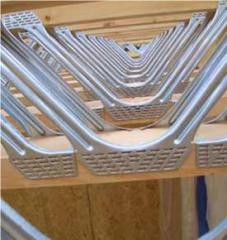Ecojoist Metal Webs
