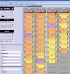 Matrix Software Management Application
