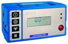 Leaksurveyor Portable Gas Detector