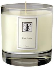 White Poplar Scented Candle