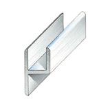 Aluminium Y-Shaped Profile