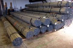 Galvanised Steel Tube to BS EN 10255 (formerly