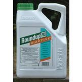 Round Up Pro Biactive Herbicides