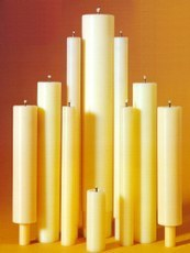 Nylon Oil Candle