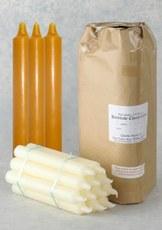 Handmade 25% Beeswax Candles