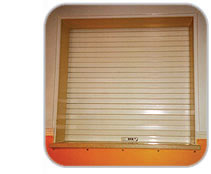 Fire Rated Kitchen Servery Shutters