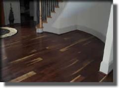 "3"" Solid Prime Walnut Flooring 6-8ft"