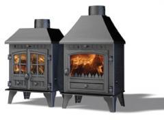 Herald 4 Multifuel stove