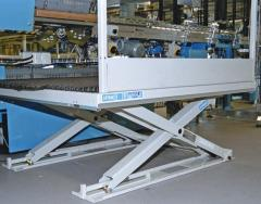 Optima Lift table MX & MXT