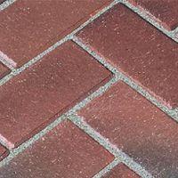Brakenburg Red Brindle Clay Tiles