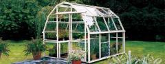 Wisley 8 Greenhouses