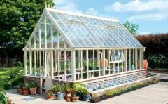 Victorian Gallery Glasshouses