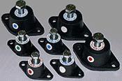 Anti Vibration Mounts MPO/MP1 Range