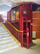 LRH400 - Low Rise Hydraulic Platform Lift