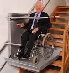 Inva StairRiser Lift
