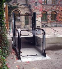Inva-Flexi - Wheelchair Platform Lift