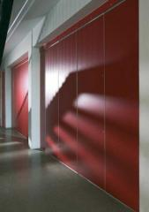 Glazed Folding Walls