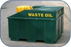 Waste Oil Bundy Bank