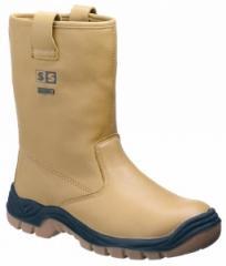 Sterling Waterproof SS814SM Tan Leather Water