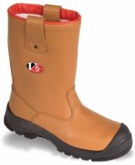 Fortec V6902 Grizzly Tan Fleece Lined Safety