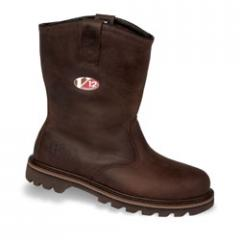 Fortec V1232 Roughneck Brown Oiled Leather