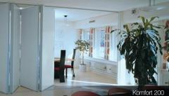 Komfort 200 Range of Movable Walls