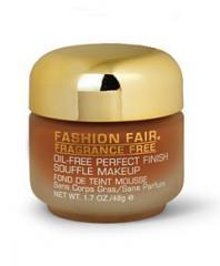 Fashion Fair Oil free Perfect Finish Souffle