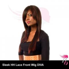 Sleek HH Lace Front Wig