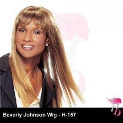 Beverly Johnson Human Hair Wig