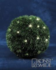 Grass ball 40cm diam with LED