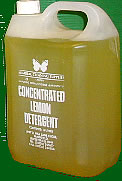 Detergent, Concentrated, TC004. SDS014