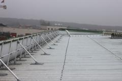 KeeGuard Topfix Roof Edge Protection for Standing